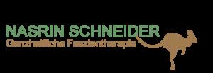 Nasrin Schneider | Ganzheitliche Faszientherapie